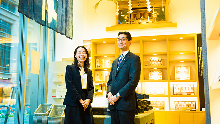 """More open, more flexible - working on creating together. The challenge of """"Ninben"""" on their 320th anniversary."""