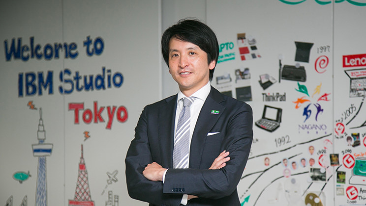 Revolutionizing Sports through technology and data. Expanding experience values, IBM SPORT's challenge in Japan.