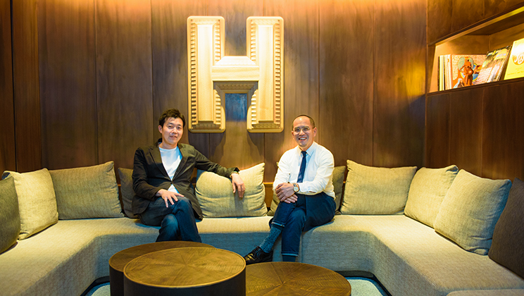 """A Place That Harmonizes With the City, and Forms Connections With People. The UDS and Blue Note Japan Vision for the """"HAMACHO HOTEL."""""""