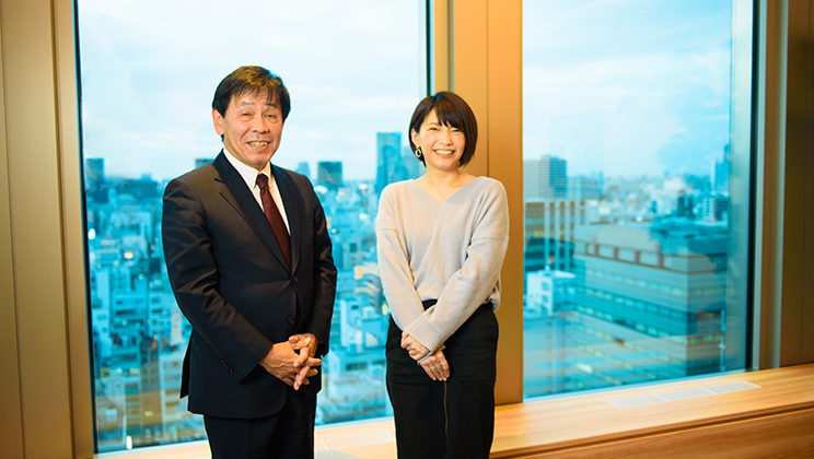 """Giving the Next Generation a Connection to City Pride. The """"Beginnings"""" and """"Future"""" of Nihonbashi Stimulus Projects Underway at Mitsui Fudosan."""