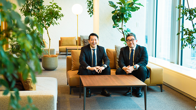 """Making the Workplace a Second Hometown. What Kind of City Does """"Nihonbashi Friend"""" Aim to Build in Partnership with Workers?"""