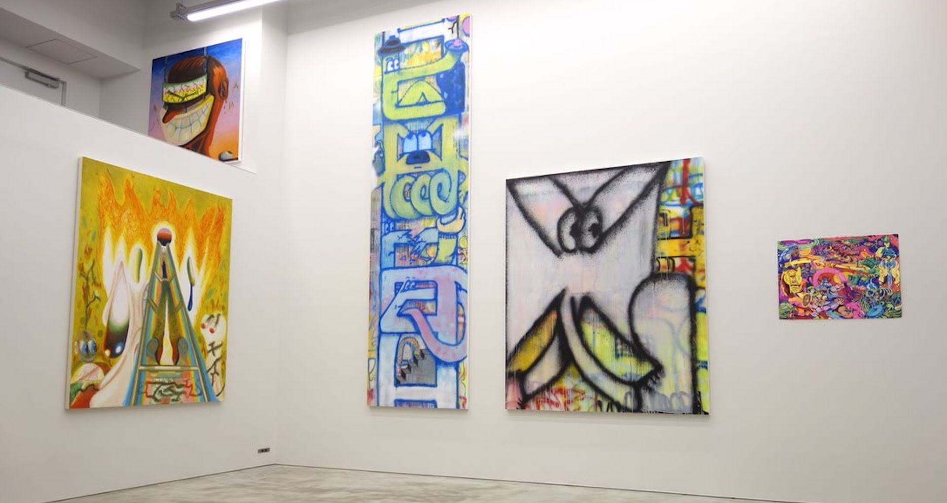 """""""Street"""" is the Key Word. The New Perspectives That Come With """"PARCEL,"""" Bakurocho's Newest Art Spot."""