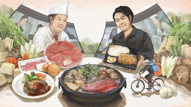 Simple and Handy! The Perfect Meat Dishes as Taught by a Pro in the Field. -Special Feature: Nihonbashi Dining at Home #4