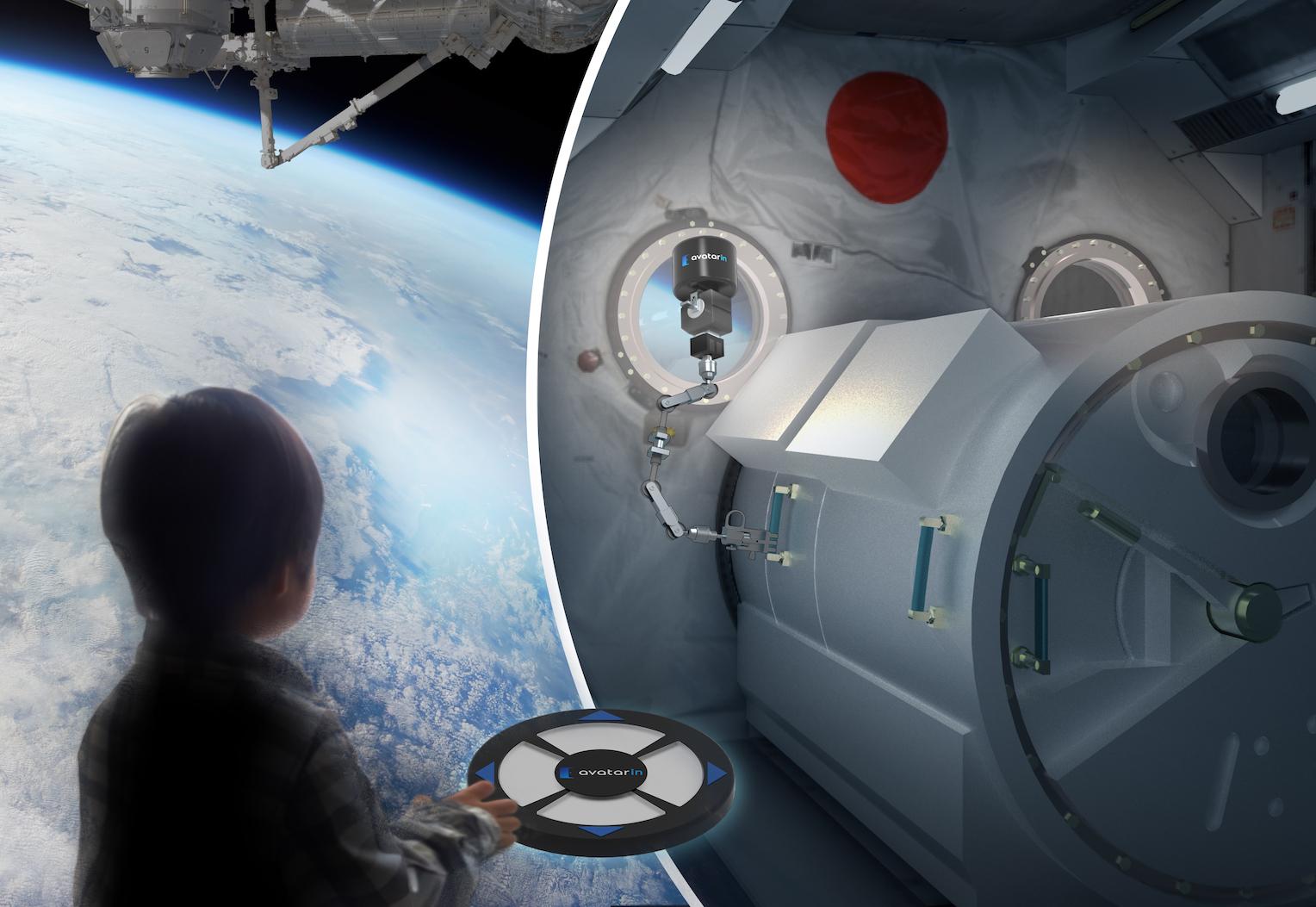 Space Avatar 1