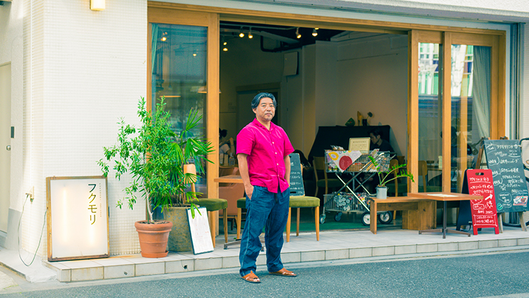 The Single Diner Connecting East Tokyo with Yamagata: The Loyalty to the Community that Fukumori Embodies.